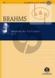 Symphony No.4 e-minor Op.98