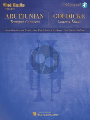 Arutiunian Trumpet Concerto with Goedicke Concert Etude