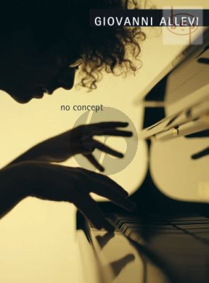 Allevi No Concepts Piano-Vocal-Guitar