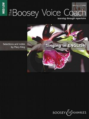 Boosey Voice Coach (Singing in English)