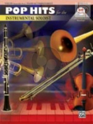 Pop Hits for the Instrumental Soloist (Violin-Piano)
