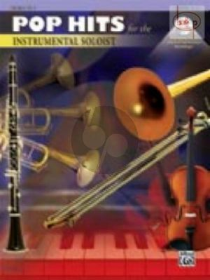 Pop Hits for the Instrumental Soloist (Horn[F])