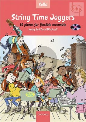 String Time Joggers for Cello