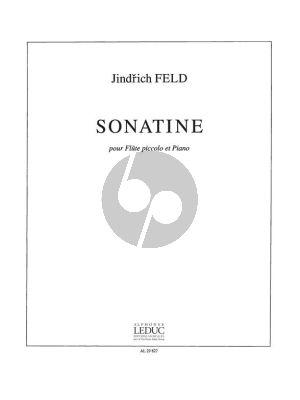 Feld Sonatine Piccolo et Piano