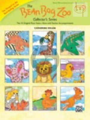 The Bean Bag Zoo Collector's Series Book A