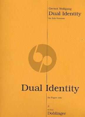 Wolfgang Dual Identity Bassoon alone (2005)
