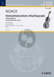 Heinzelmannchens Wachtparade (4 Violoncellos) (Score/Parts)