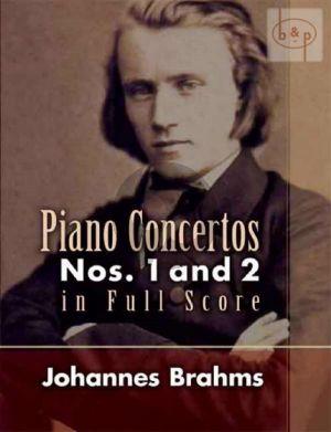 Piano Concertos No.1 and 2 Piano-Orchestra