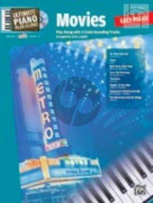 Movies (Ultimate Piano Playalong Vol.1) (Book and Karaoke Cd)