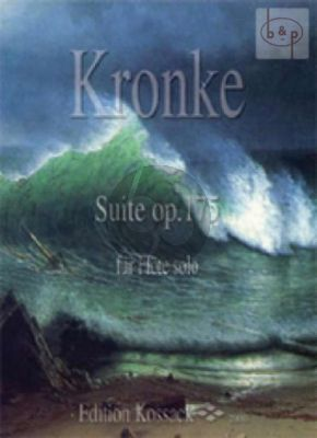 Kronke Suite Op.175 Flute Solo (grade 4)