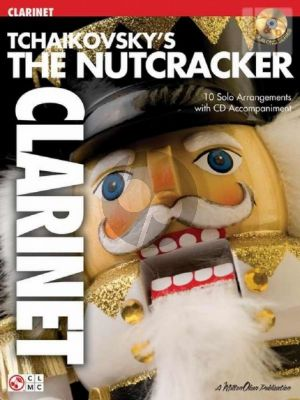 The Nutcracker for Clarinet
