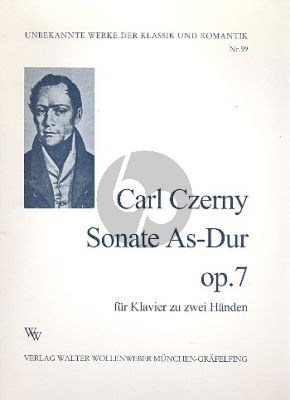 Sonate As-dur Op.7