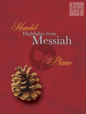 Highlights from Messiah for Piano