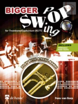 Big Swop (Trombone/Euph.[TC/BC]) (Bk-Cd) (CD includes printable piano parts)