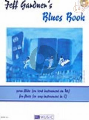 Blues Book (13) (Flute[or any C Instr.]-Piano)