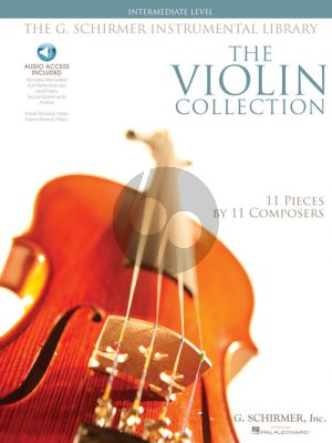 The Violin Collection (interm.level) (1 - 3 Pos.) (Bk-Cd)