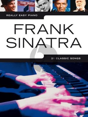 Really Easy Piano Frank Sinatra (21 Classic Songs)