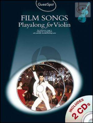 Guest Spot Film Songs Play-Along