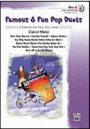 Famous & Fun Pop Duets Book 4