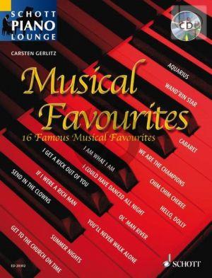 Musical Favourites (Schott Piano Lounge)
