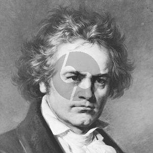 "Piano Sonata No.14 In C-Sharp Minor, Op.27, No.2 ""Moonlight"""