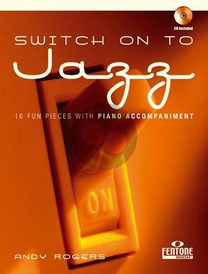 Rogers Switch on to Jazz for Clarinet and Piano (Bk-Cd)