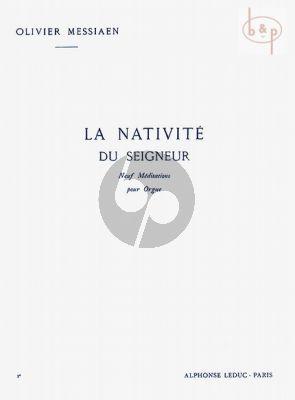 La Nativite du Seigneur Vol. 2 pour Orgue