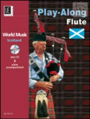 World Music Scotland (Flute-Piano) (Bk-Cd)