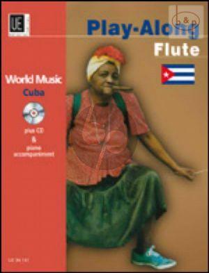 World Music Cuba (Flute-Piano) (Bk-Cd)
