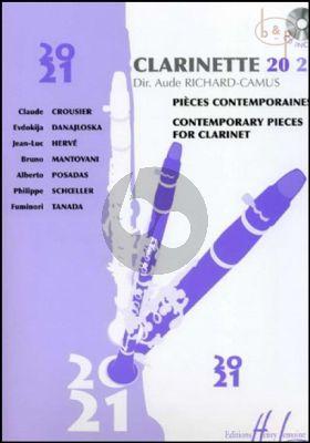 Clarinette 20 - 21 (Pieces Contemporaines)