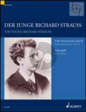 The Young Richard Strauss. Early Piano Pieces Vol.3