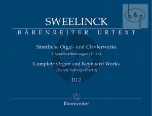 Samtliche Orgel- & Clavierwerke Vol.3 / 2 (Choralbearbeitungen Part 2)
