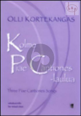 3 Piae Cantiones Songs