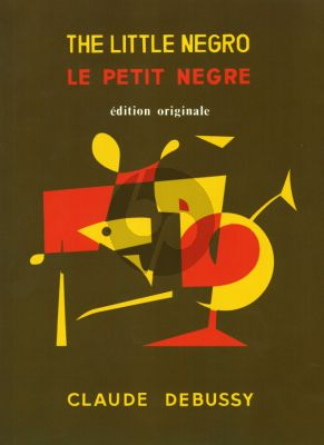 Debussy Le Petit Negre Basson-Piano (Oubradous)
