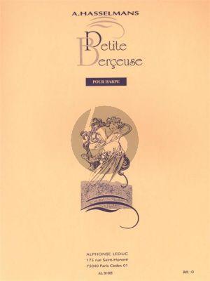 Hasselmans Petite Berceuse Op.11 Harpe (Grade 2)