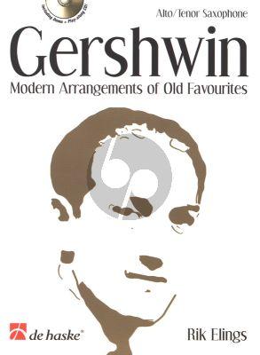 Gershwin Modern Arrangements of Old Favourites (Alto/Tenorsax)