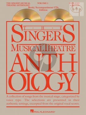 Singer's Musical Theatre Anthology Vol.1