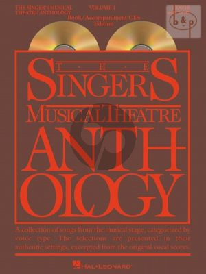 Singers Musical Theatre Anthology Vol.1