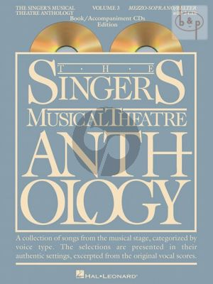Singers Musical Theatre Anthology vol.3 (Mezzo-Soprano/Belter)