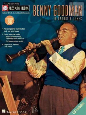 10 Favorite Tunes (Jazz Play-Along Series Vol.86)
