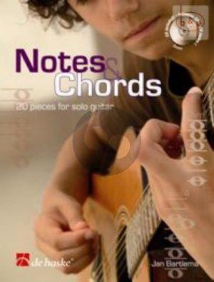 Bartlema Notes & Chords (20 Pieces) (Bk-Cd[demo])