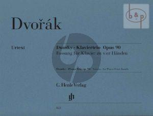 Dumky Trio Op.90 (Version for Piano 4 Hds)