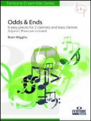 Odds & Ends (2 Clar.-Bass Clar.[Bassoon])