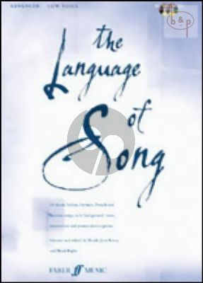 The Language of Song (26 Classic Italian-German- French and Russian Songs) (Advanced) (Low)