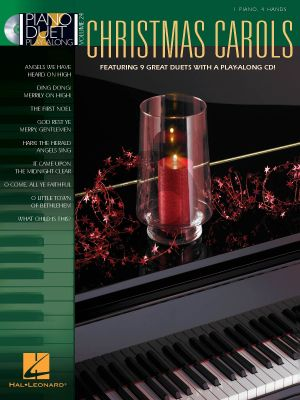 Christmas Carols Piano Duet
