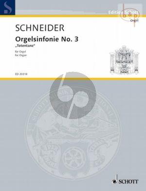 Orgelsinfonie No.3 Totentanz