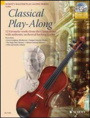 Classical Play-Along (Violin)