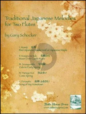 Traditional Japanese Melodies 2 Flutes