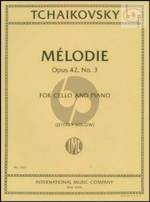 Melodie Op.42 No.3