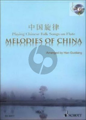 Melodies of China (Playing Chinese Folk Songs on Flute)